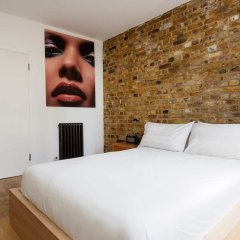 Отель The Grainstore Великобритания, Лондон - отзывы, цены и фото номеров - забронировать отель The Grainstore онлайн комната для гостей фото 2