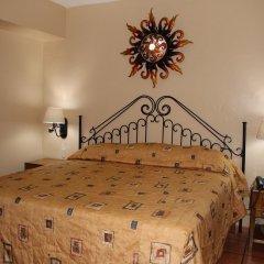 Hotel Hacienda del Sol комната для гостей