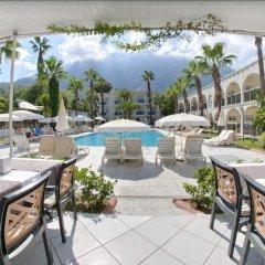 Hotel Golden Sun - All Inclusive Кемер питание