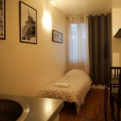 Апартаменты Montmartre Apartments Leo Ferre Париж комната для гостей фото 3