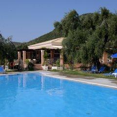Отель Riviera Barbati Корфу бассейн фото 3