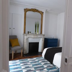 Апартаменты Residence Bergere - Apartments комната для гостей фото 5