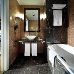 Отель Eurostars Thalia Чехия, Прага - 7 отзывов об отеле, цены и фото номеров - забронировать отель Eurostars Thalia онлайн ванная фото 2