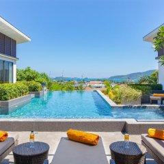 Отель Вилла Casabay Luxury Pool бассейн фото 3