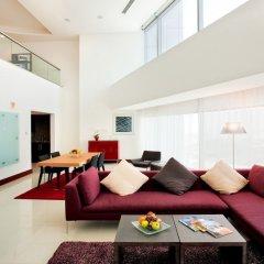 Отель Jumeirah Living - World Trade Centre Residence комната для гостей