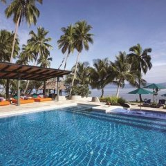 Отель Jean-Michel Cousteau Resort Fiji бассейн фото 3