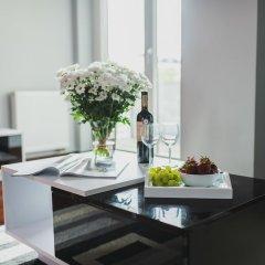 Отель P&O Apartments Obozowa 2 Польша, Варшава - отзывы, цены и фото номеров - забронировать отель P&O Apartments Obozowa 2 онлайн комната для гостей фото 3