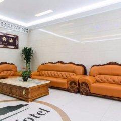 Отель Junyi Hotel Китай, Сиань - отзывы, цены и фото номеров - забронировать отель Junyi Hotel онлайн интерьер отеля фото 2