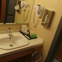 Отель Amman Airport Hotel Иордания, Аль-Джиза - отзывы, цены и фото номеров - забронировать отель Amman Airport Hotel онлайн ванная фото 2