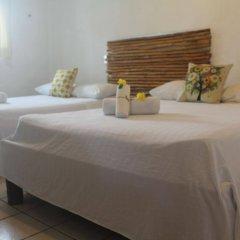 Отель Maya Hotel Residence Мексика, Остров Ольбокс - отзывы, цены и фото номеров - забронировать отель Maya Hotel Residence онлайн комната для гостей фото 3