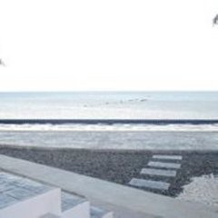 Отель Sarocha Villa пляж фото 2