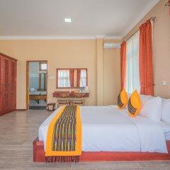 Отель Royal Airstrip Hotel Мьянма, Хехо - отзывы, цены и фото номеров - забронировать отель Royal Airstrip Hotel онлайн комната для гостей фото 5