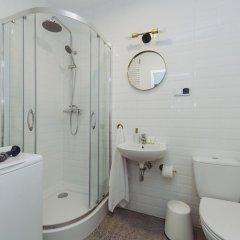 Отель ShortStayPoland Wiejska B42 Варшава ванная