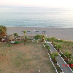 Отель Mavi Cennet Camping Pansiyon Сиде фото 3