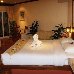 Отель Pacific Club Resort Пхукет сауна
