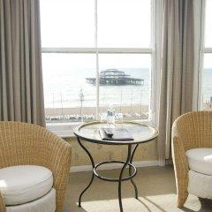 Отель Granville Hotel Великобритания, Брайтон - отзывы, цены и фото номеров - забронировать отель Granville Hotel онлайн балкон