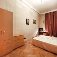 Гостиница Петровская Пристань комната для гостей фото 3