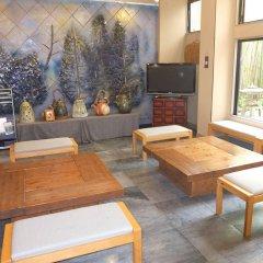 Nikko Green Hotel Natsukashiya Fuwari Никко интерьер отеля