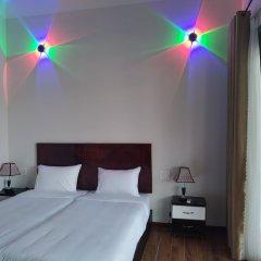 Отель Ha My Beachside Villa Hoian комната для гостей