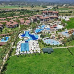 Club Calimera Serra Palace Турция, Сиде - отзывы, цены и фото номеров - забронировать отель Club Calimera Serra Palace онлайн бассейн