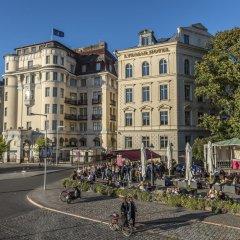 Lydmar Hotel Стокгольм спортивное сооружение