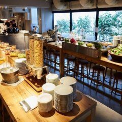 Отель THE KNOT TOKYO Shinjuku питание