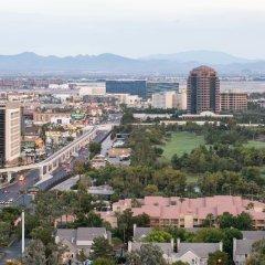 Отель SpringHill Suites Las Vegas Convention Center фото 4