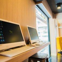 Gn Luxury Hostel Бангкок интерьер отеля