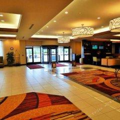 Отель Minneapolis Airport Marriott Блумингтон интерьер отеля