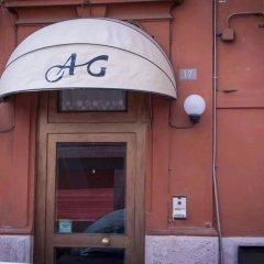 Hostel Melting Pot Rome сауна