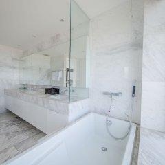 Отель Acqua Villa Nha Trang Вьетнам, Нячанг - отзывы, цены и фото номеров - забронировать отель Acqua Villa Nha Trang онлайн ванная фото 2
