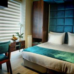 Отель Chakra Suites Levent комната для гостей