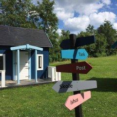 Отель Ajstrup Beach Camping & Cottages Дания, Орхус - отзывы, цены и фото номеров - забронировать отель Ajstrup Beach Camping & Cottages онлайн детские мероприятия