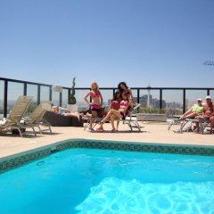 Отель Four Queens Hotel and Casino США, Лас-Вегас - отзывы, цены и фото номеров - забронировать отель Four Queens Hotel and Casino онлайн бассейн фото 3
