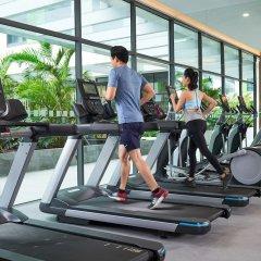 Holiday Inn Hotel And Suites Saigon Airport фитнесс-зал фото 4