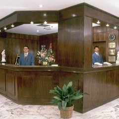 Отель Grand View Hotel Иордания, Вади-Муса - отзывы, цены и фото номеров - забронировать отель Grand View Hotel онлайн интерьер отеля