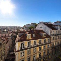 Отель Luxury T.M. Penthouse with a View Лиссабон