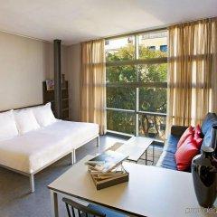 Отель Aparthotel Allada Барселона комната для гостей фото 3