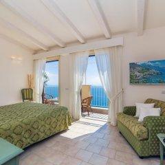 Отель B&B Al Pesce D'Oro Италия, Амальфи - отзывы, цены и фото номеров - забронировать отель B&B Al Pesce D'Oro онлайн комната для гостей фото 3