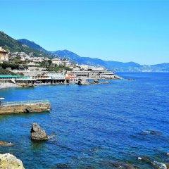 AC Hotel Genova by Marriott Генуя приотельная территория