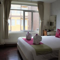 Отель Villa Cha-Cha Khaosan Rambuttri Таиланд, Бангкок - отзывы, цены и фото номеров - забронировать отель Villa Cha-Cha Khaosan Rambuttri онлайн комната для гостей фото 4