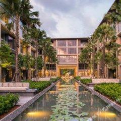 Отель Baan Mai Khao Beach Residence Таиланд, пляж Май Кхао - отзывы, цены и фото номеров - забронировать отель Baan Mai Khao Beach Residence онлайн вид на фасад