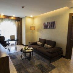 Отель Park Dedeman Trabzon комната для гостей фото 3