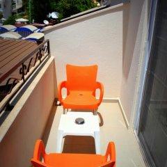Mimoza Hotel Турция, Олудениз - отзывы, цены и фото номеров - забронировать отель Mimoza Hotel онлайн балкон