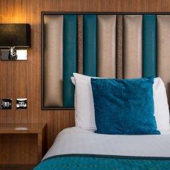 Отель ROOMZZZ Манчестер сейф в номере