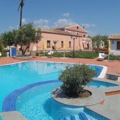 Отель Agriturismo La Casa Di Botro Ботричелло бассейн фото 3