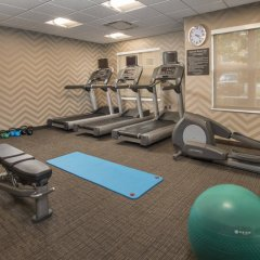 Отель Residence Inn Frederick фитнесс-зал фото 3