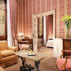Отель Helvetia & Bristol Firenze Starhotels Collezione Флоренция интерьер отеля фото 3