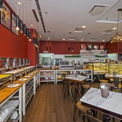Отель V Bencoolen Сингапур питание фото 3