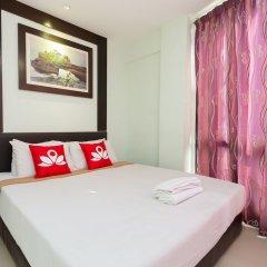 Отель ZEN Rooms Basic Sentul Cinema Малайзия, Куала-Лумпур - отзывы, цены и фото номеров - забронировать отель ZEN Rooms Basic Sentul Cinema онлайн комната для гостей фото 4